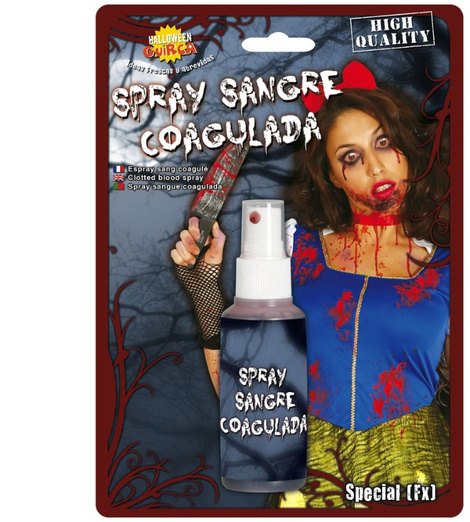 Sangre Coagulada 60 ml.