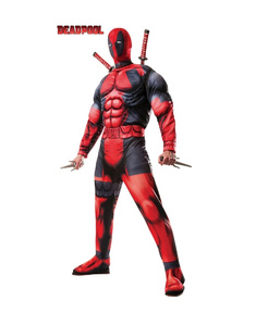 Disfraz Deadpool Deluxe Adulto