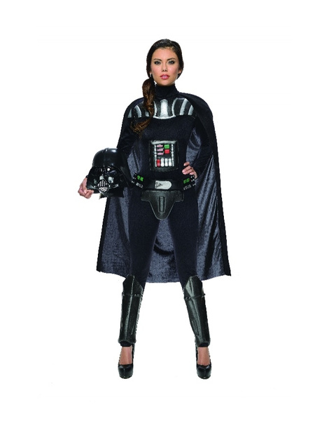 Disfraz Darth Vader Girl Adulta