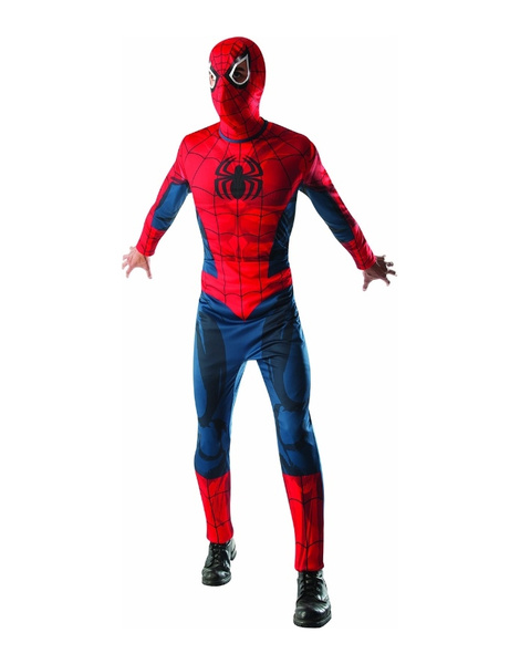 Disfraz Ultimate Spiderman Musculoso Adu