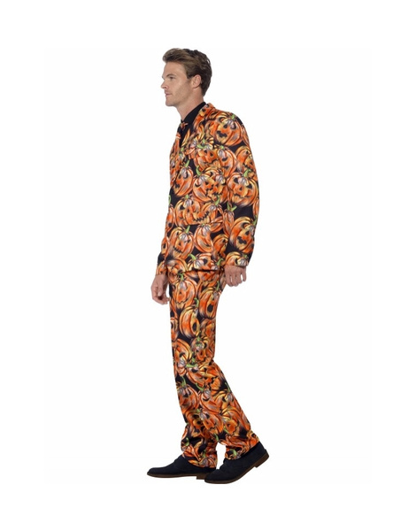 Pumpkin Suit,with Jacket,trousers