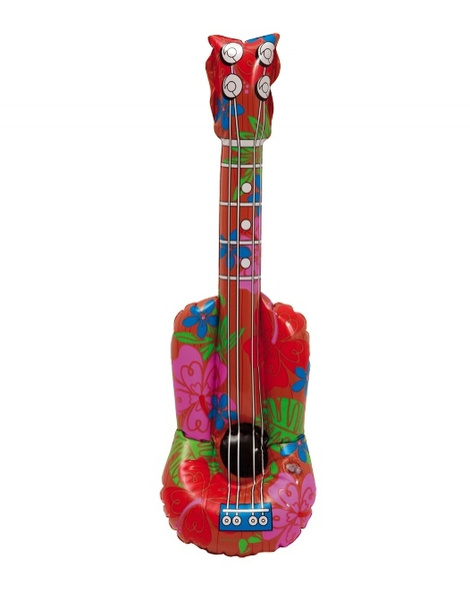 Guitarra  Hawaiano  Hinchable