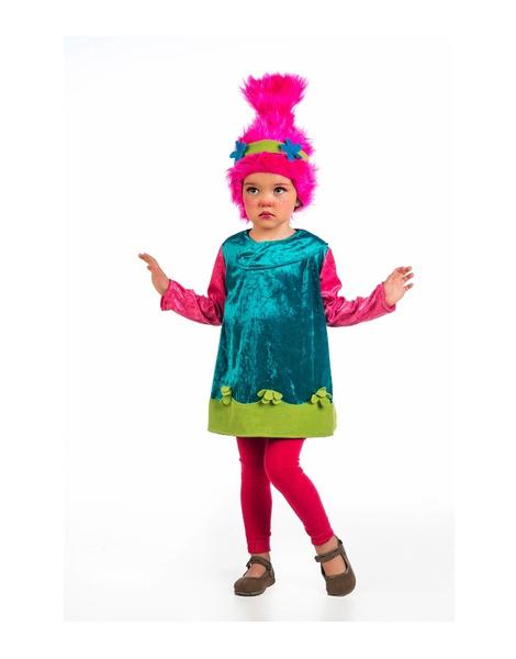 Disfraz de troll infantil - Disfraces para bebe nina ...
