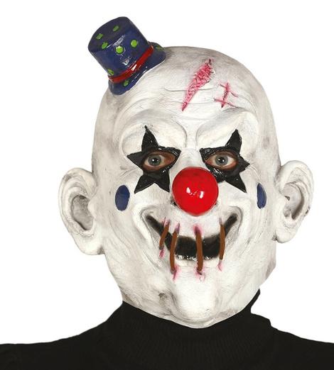 Máscara Payaso con gorrito af8822790c84