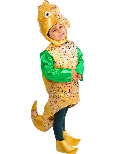 00c571dcdb4ae Disfraz Caballito De Mar Infantil