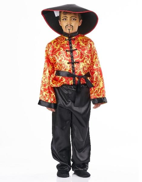 Disfraz Chino rojo infantil 2a07010e09b