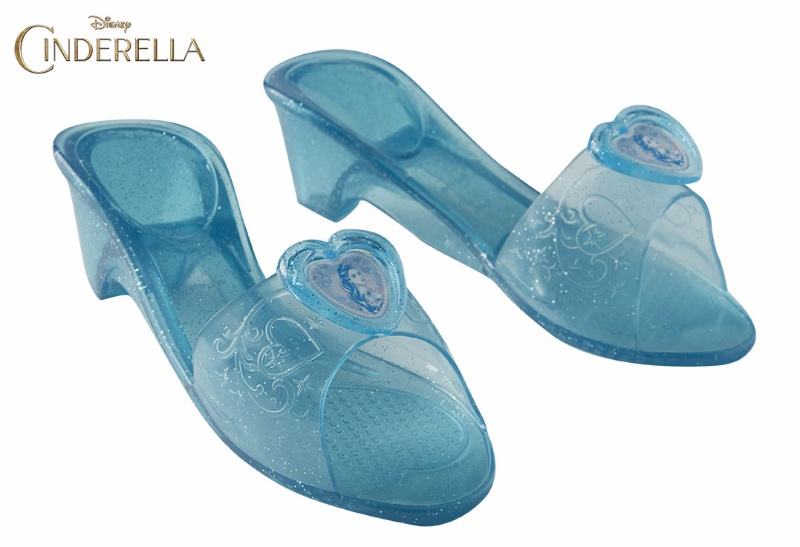 Zapatos Cenicienta Live action Infantil