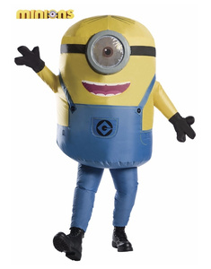 Disfraz Stuart Minion Hinchable adulto