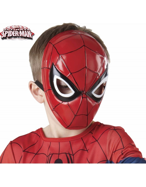 Máscara Spiderman 1/2 Infantil