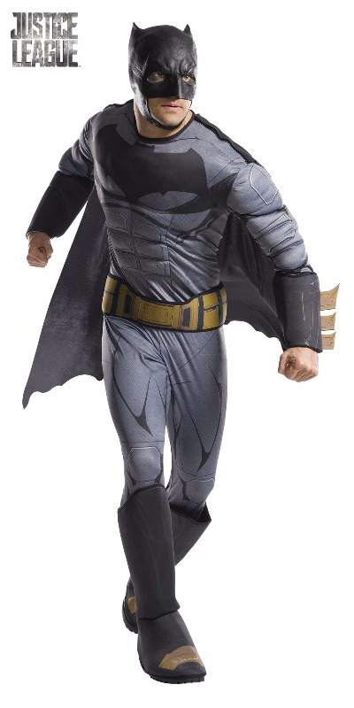 Disfraz Batman JL Movie Deluxe Adulto