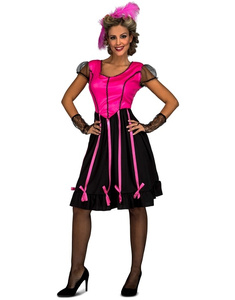 bde08aaaae3b1 Disfraz Chica Saloon mujer