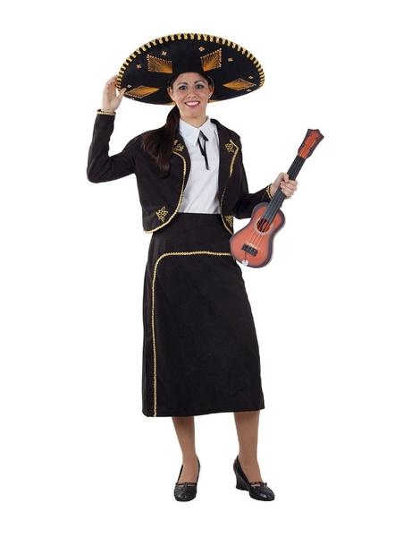 Disfraz Mariachi para mujer 3bec884ea98