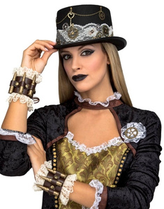 Sombrero Steampunk adulto