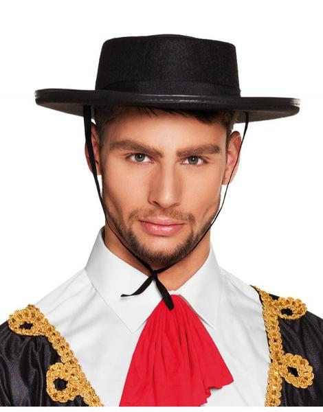 Sombrero Cordobes negro adulto 741da20c4a4