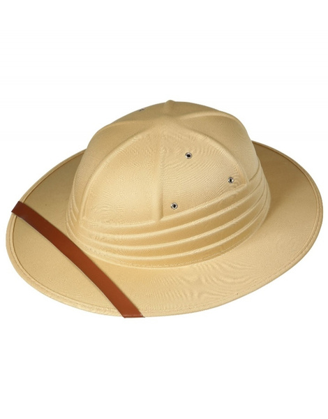Sombrero casco Safari adulto