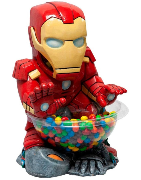Portacaramelos Iron Man mini 25cm
