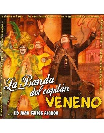 Cd La Banda Del Capitan Veneno