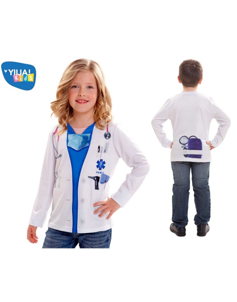 Camiseta Mr.& Mrs. Doctor infantil