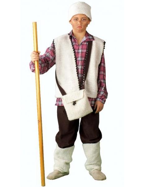 Disfraz De Pastorcito Niño Infantil
