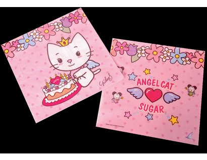 Servilletas Angelcat Sugar 20 Unid.