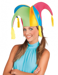 Sombrero BufÓn Colorines Adulto 8470665b3a7d