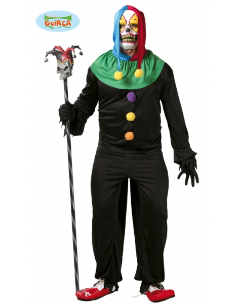 Disfraz The Clown  Joker Adulto