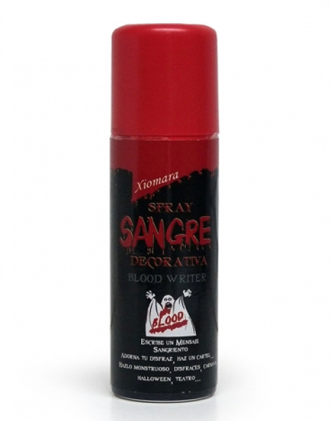 Spray Sangre Decorativa 83 Ml