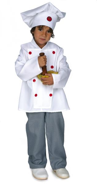 Disfraz cocinero infantil for Articulos de chef