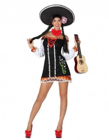 Disfraz Mariachi chica sexy adulta 889056ce078