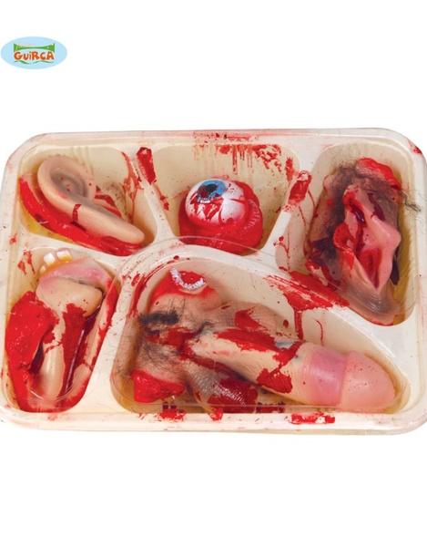 Bandeja De Organos Humanos