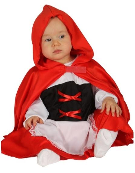 Disfraz caperucita roja beb - Disfraz bebe caperucita roja ...