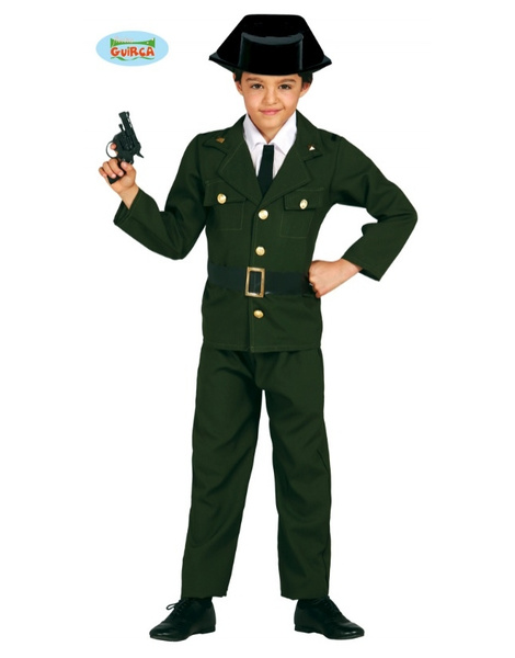Disfraz Guardia Civil Infantil ECO