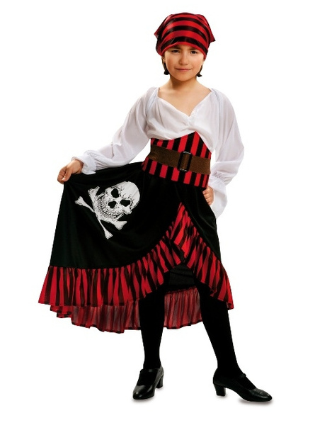 PIRATA BANDANA INFANTIL MOM