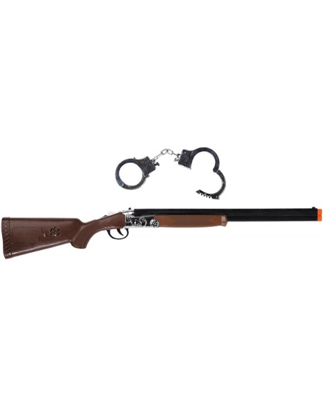 Rifle Con Esposas 71 cm