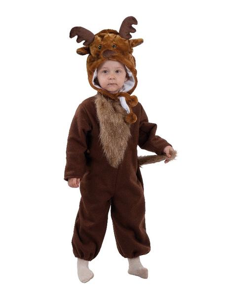Disfraz reno infantil - Disfraz de reno nina ...