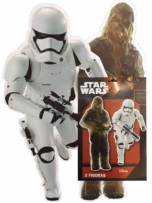Bolsa 2 Mini Figuras Star Wars