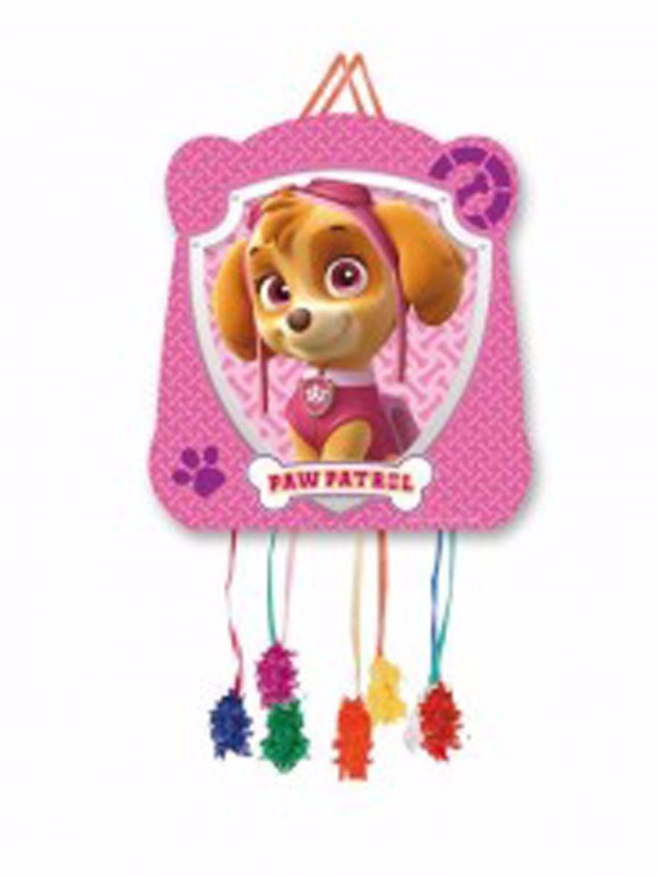 Piñata Basic Patrulla Canina Girls