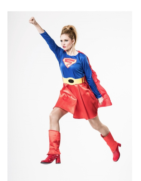 Disfraz Super Woman Adulta