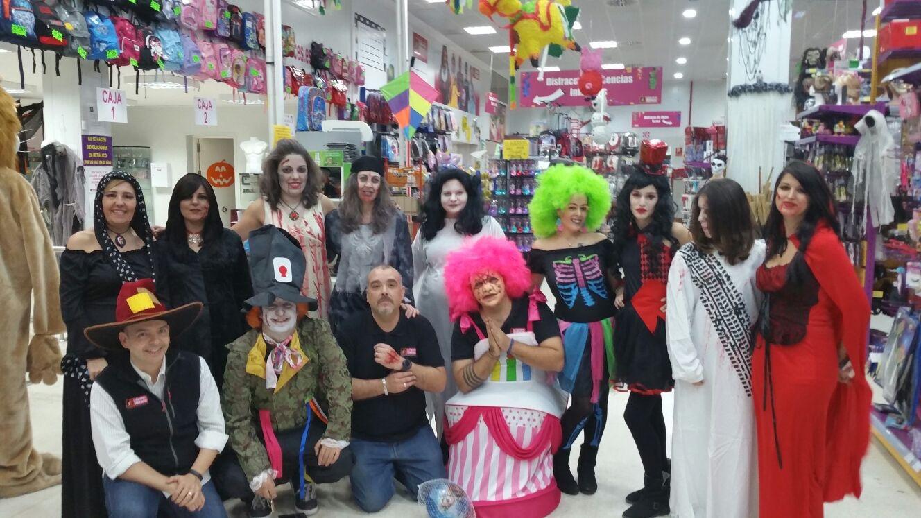 Qui nes somos tienda de disfraces online disfraces de carnaval la casa de los disfraces - La casa de los disfraces sevilla montesierra ...
